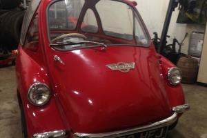 1963 TROJAN/HEINKEL BUBBLE CAR