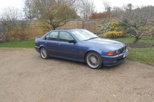 1997 BMW B10 4.6V8 ALPINA SALOON