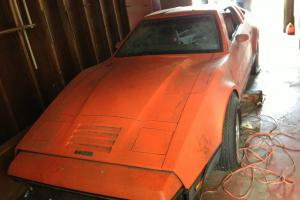 1975 BRICKLIN SV-1 GULLWING COUPE, 1 OF ONLY 2,906 EVER PRODUCED