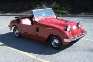 1952 Crosley Supersports Hotshot Roadster Photo