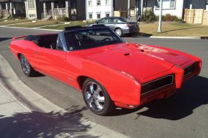 Pontiac : GTO 2 door convertible