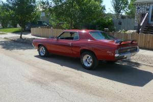 Mercury : Cougar XR7 ELIMINATOR TRIBUTE