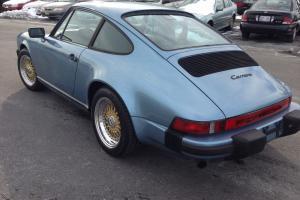 Porsche : 911 Carrera Sunroof Coupe