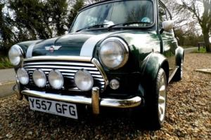 Rover Mini Cooper Sport only 900 miles!! No. 38 of last 50!!