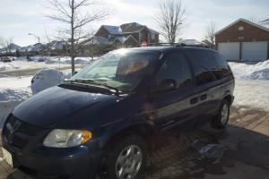 Dodge : Caravan SE