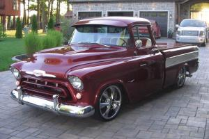 chevrolet cameo pick up 1957 (beautiful piece collection)