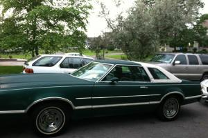Mercury : Cougar XR 7