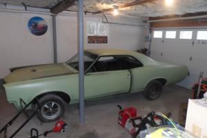 Pontiac : Le Mans GTO