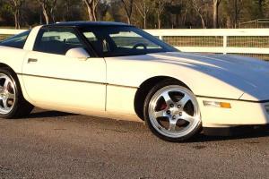 Chevrolet : Corvette z52 coupe