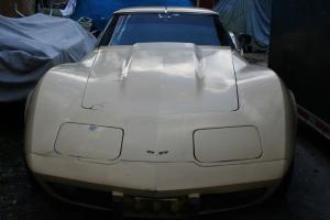 Chevrolet : Corvette Parts Car