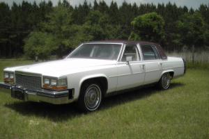 Cadillac : Fleetwood Phaeton Fleetwood