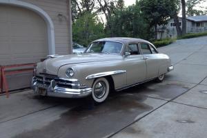 Lincoln : Other 4-door sedan
