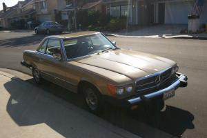 Mercedes-Benz : 400-Series 450SL Photo