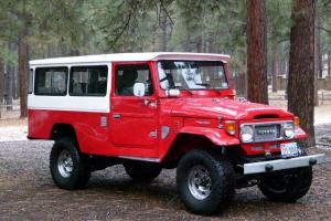 Toyota : Land Cruiser TROOPY