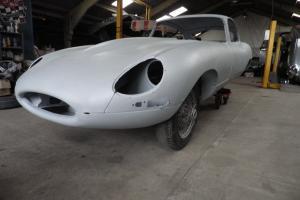 1962 Jaguar E Type 3.8 FHC LHD Project