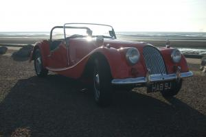 MORGAN 4/4 RED