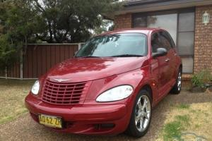 Chrysler PT Cruiser Classic 2003 5D Hatchback 4 SP Automatic 2L Multi in Minto, NSW