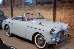 VERY RARE 1952 JENSEN BODY AUSTIN A40 SPORTS - A TRUE COLLECTORS`/INVESTORS` CAR Photo