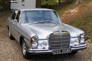 1971 Mercedes-Benz 280SE, 3.5 litre
