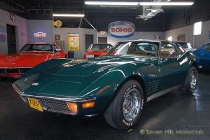 Chevrolet : Corvette Low Miles