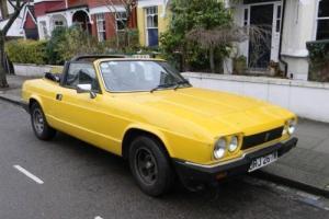 1981 Reliant Scimitar GTC SE8