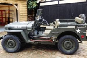 1942 Jeep GPW Jeep