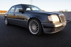 Mercedes Benz 500E Porsche W124 AMG E36 E60 190e Evolution classic retro px swap Photo