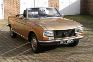 1974 Peugeot 304 Convertible