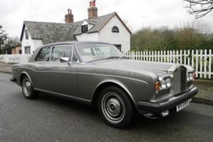 1977 Rolls-Royce Corniche Fixedhead Coupé
