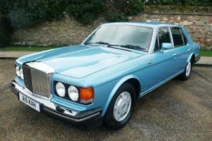 1991 Bentley Mulsanne S