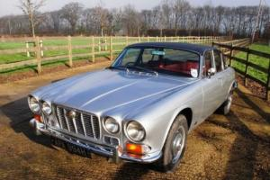 1969 Jaguar XJ6, Series I, Saloon