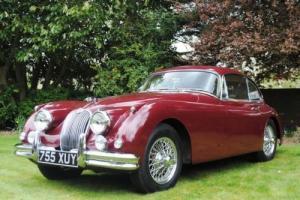 1958 Jaguar XK150 SE Fixedhead Coupé