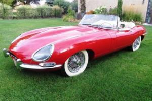 1965 Jaguar E-Type Series I Roadster