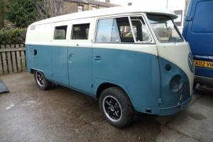 VW Splitscreen, T1 1964 sundial EZ Project camper, bus