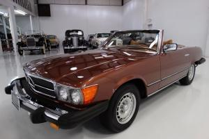 Mercedes-Benz : SL-Class ONLY 30,816 ACTUAL MILES!!!