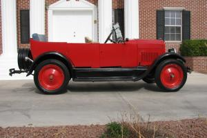 1926 Star Car