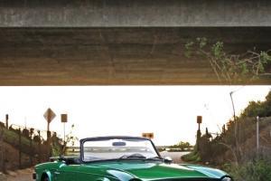 1976 Triumph TR6 Roadster -  49,000 Original Miles, 1 Owner from New, Original