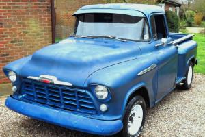 1957 Chevy Pick Up - 283 Cu In with 2-Speed Glide WOW!