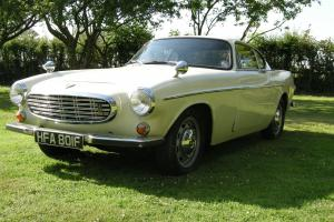 VOLVO P1800S B20 P1800 CLASSIC CAR THE SAINT 1968