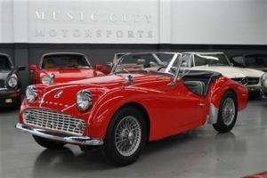 GREAT LOOKING GREAT DRIVING TR3A