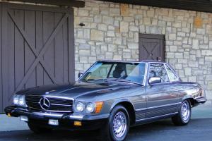 Mercedes-Benz : SL-Class 380SL