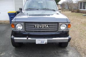 Toyota : Land Cruiser 4dr Wagon 4-