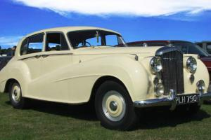 1954 Bentley R Type  Photo