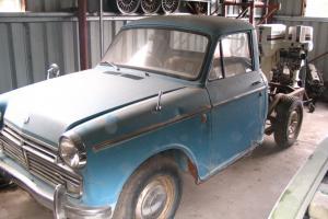 Datsun 320 UTE 1963