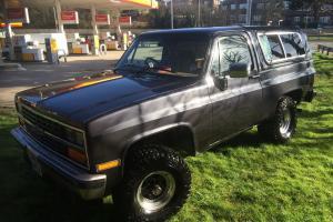 Chevy/GMC Blazer K5 V8 6.2 Diesel 4X4