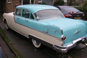 1955 Pontiac Chieftain Sedan great condition