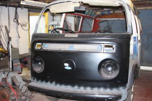1973 VW Devon Camper Van