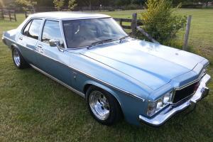 Holden, HZ, Premier, 1978, classic Australian muscle car, 4.2 V8, (GTS Monaro)