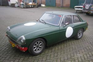 RHD 1972 MG MGBGT Racer / Trackday car, fully equiped, well sorted & quick Photo