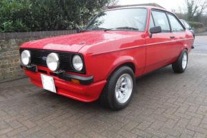 1978 FORD ESCORT MEXICO